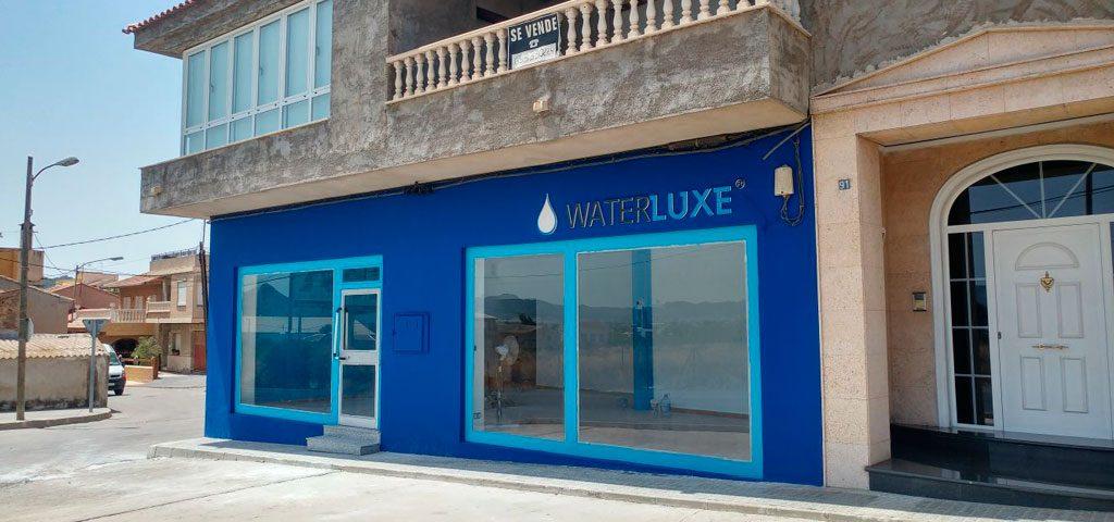 diseño y rehabilitación de fachadas para comercios Murcia - Rótulos Luminosos Art Design