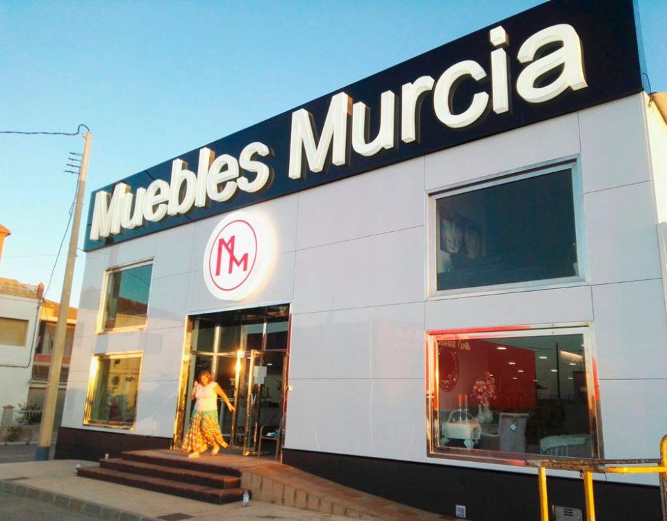 rótulos luminosos y panel sandwich en Murcia - Rótulos Luminosos Art Design