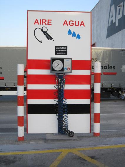 pegatinas de señalética para gasolineras - Rótulos Luminosos Art Design