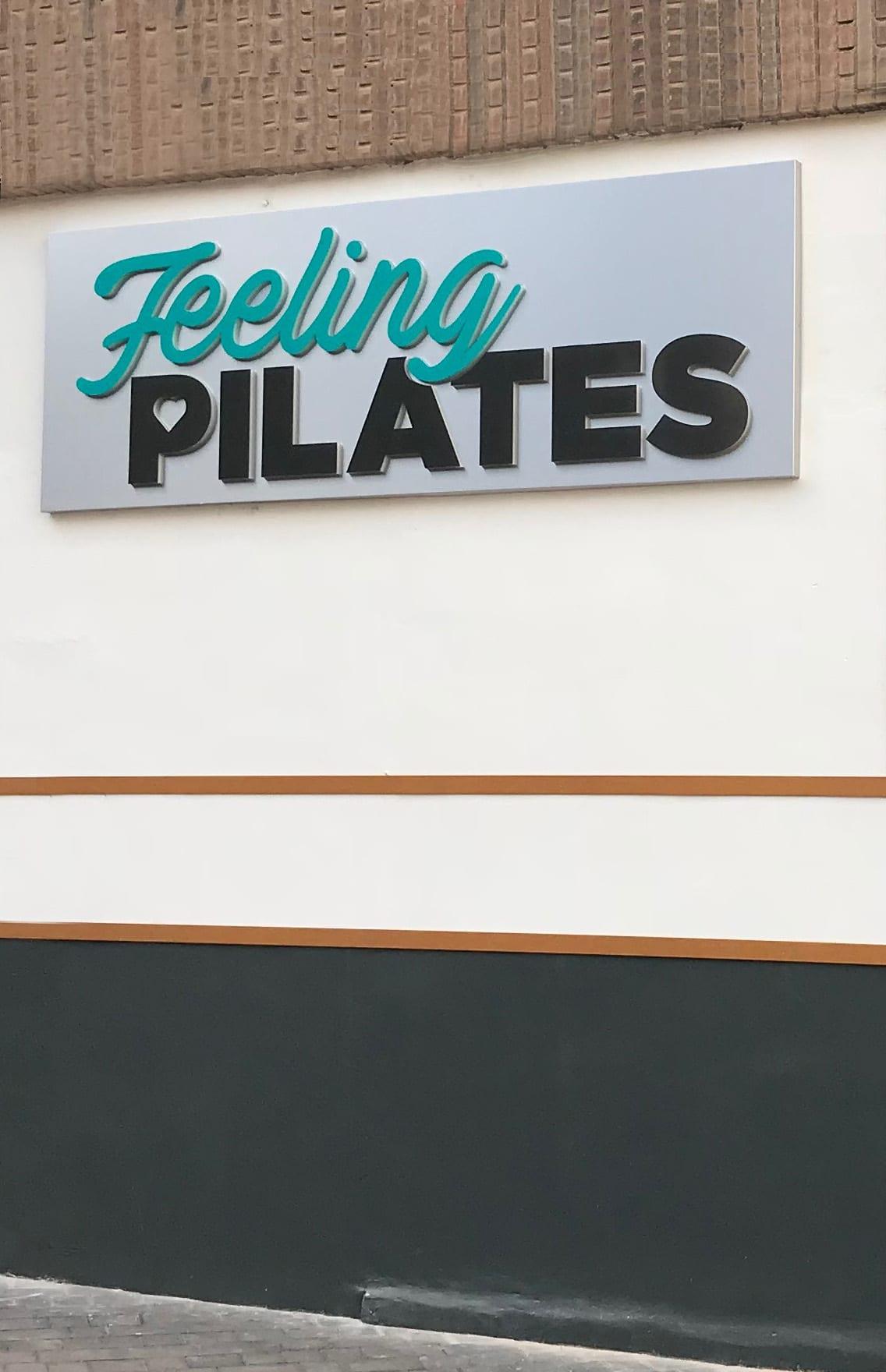 Feeling Pilates - Plafones - Rótulos Art Design