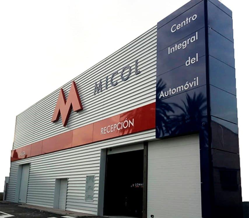 Talleres Micol - Rótulos Art Design