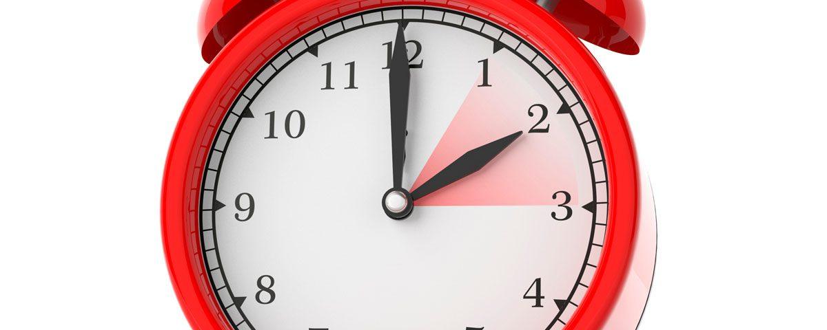 Cambio horario y el ahorro energético - Rotulos art Design