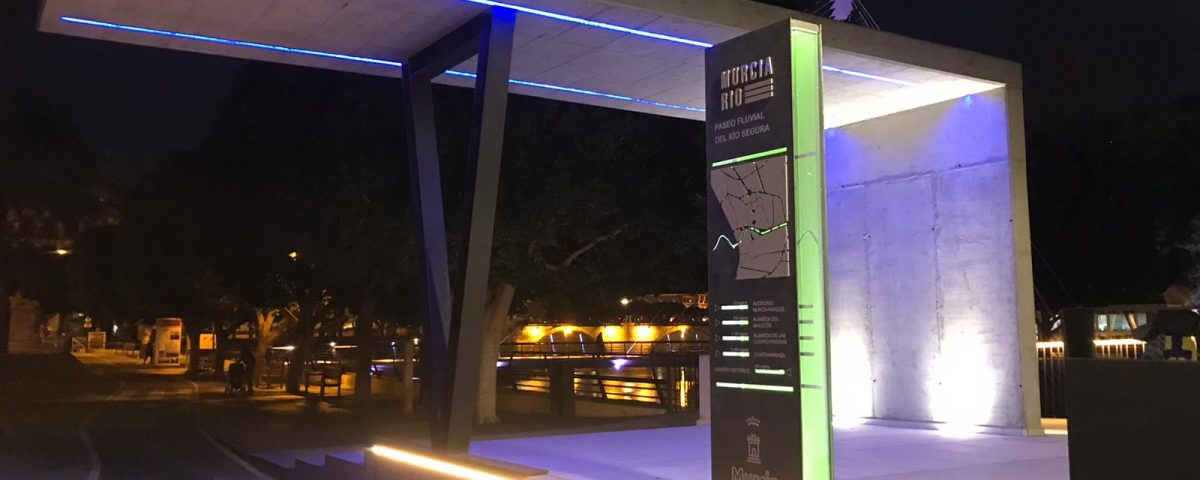 Instalaciones led para terrazas murcia murciario - rótulos luminosos Art Design