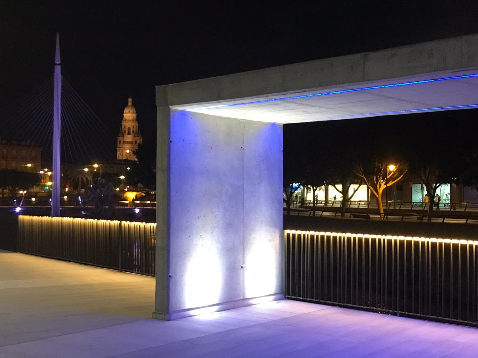 Iluminación led en murciario - Rótulos Luminosos Art Design