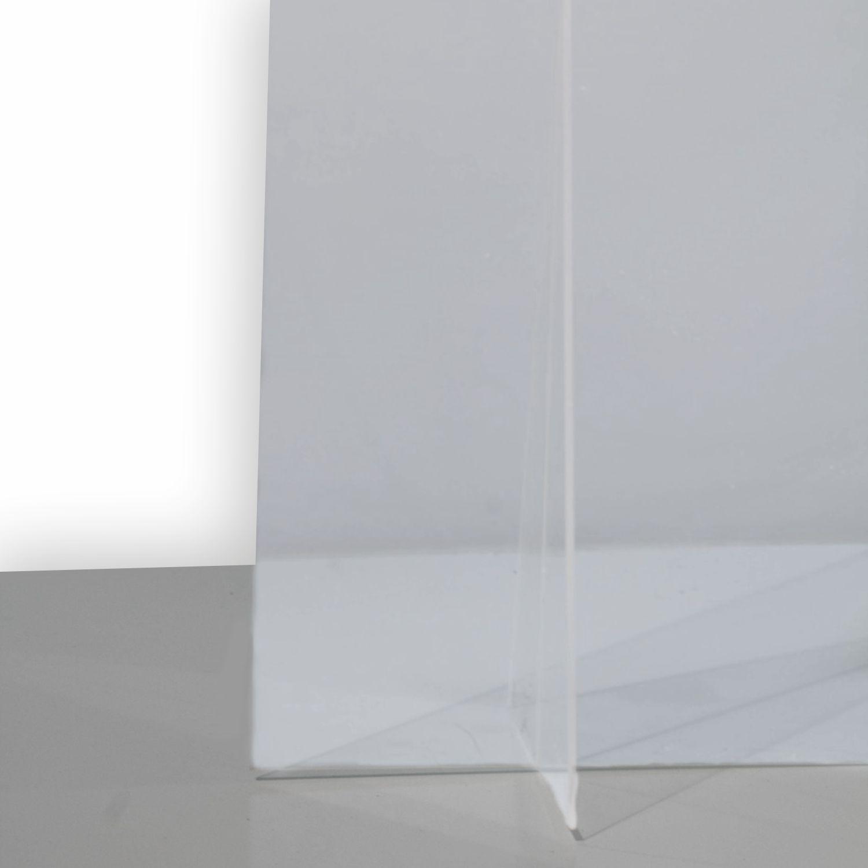 Mampara proteccion mostrador