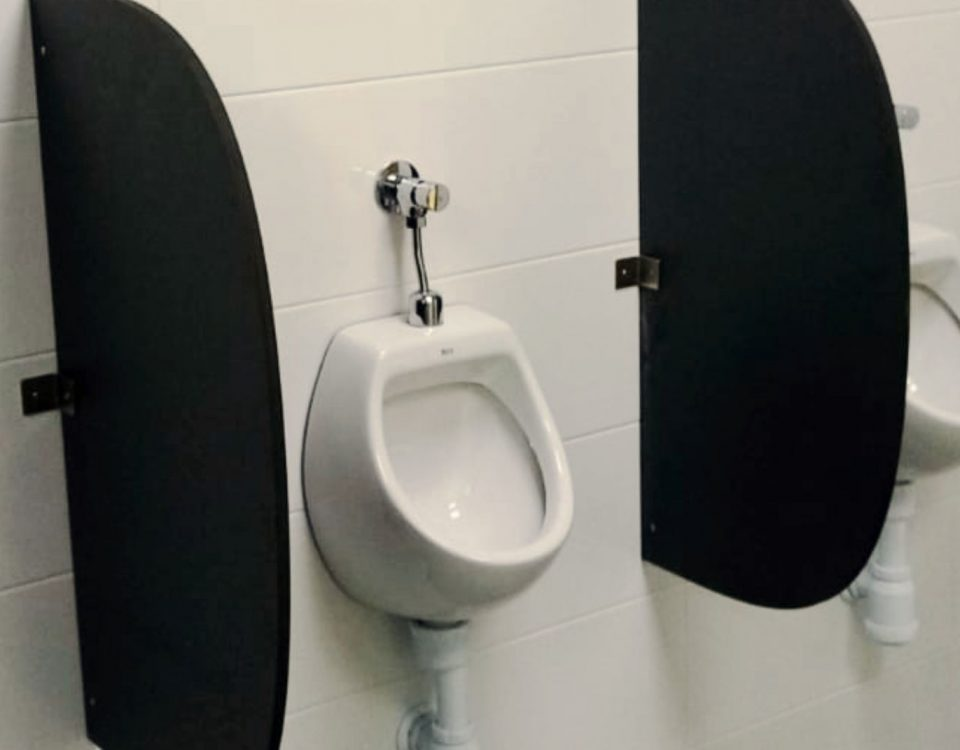 Separadores Urinarios de Pared Murcia - Rótulos Art Design
