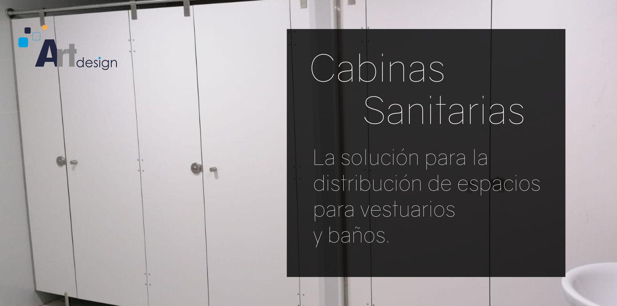 Cabinas Sanitarias en Murcia - Láminas hpl Rótulos Art Design