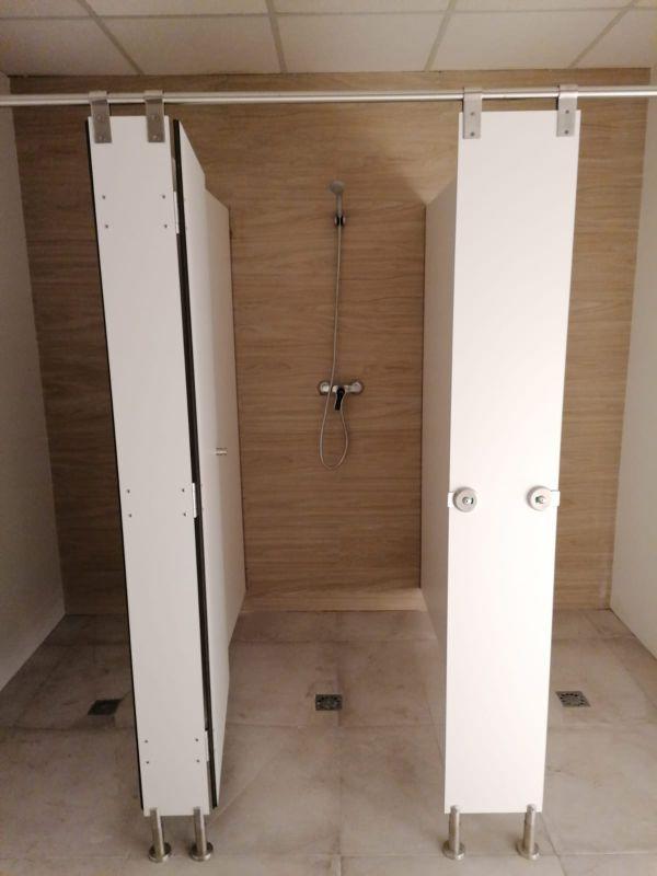 Cabinas Sanitarias ducha en Murcia - Rótulos Art Design