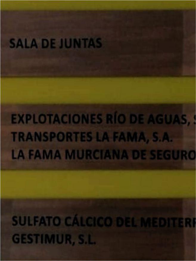 Directorio para empresas, carteles informativos rótulos Art Design