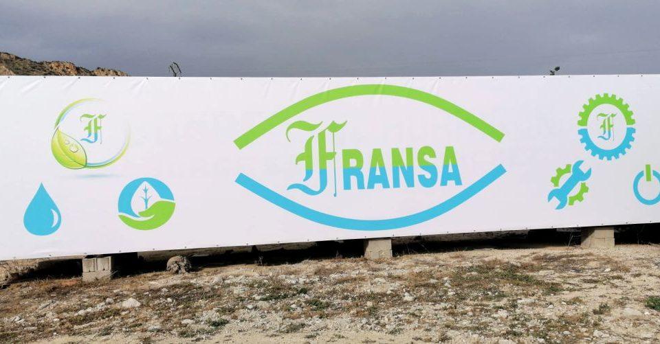 FRANSA - Lona impresa gran formato