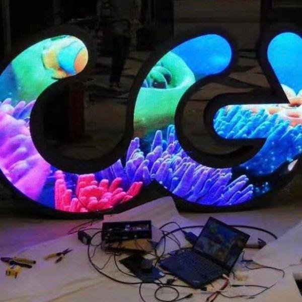 Pantallas led full color murcia - Rótulos Luminosos Art Design