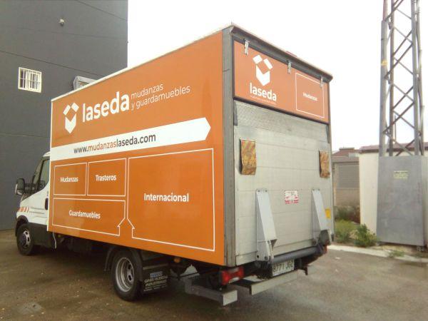 rotulación para camion - Rótulos Art Design