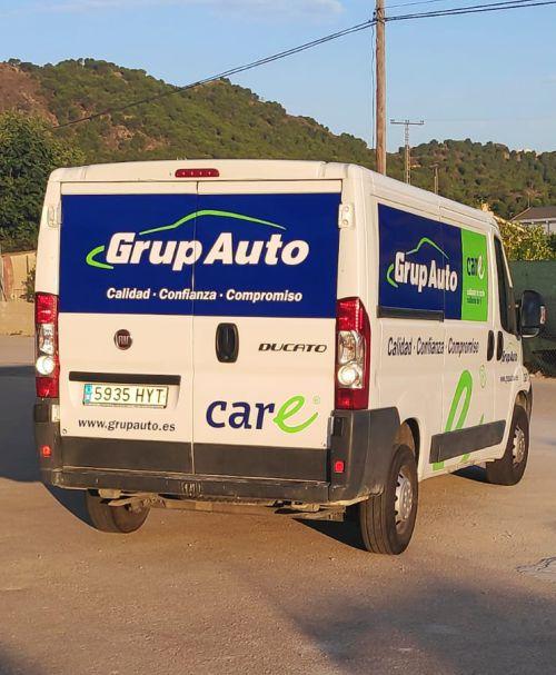 Rotulación de vehículo de empresa Rótulos Art Design