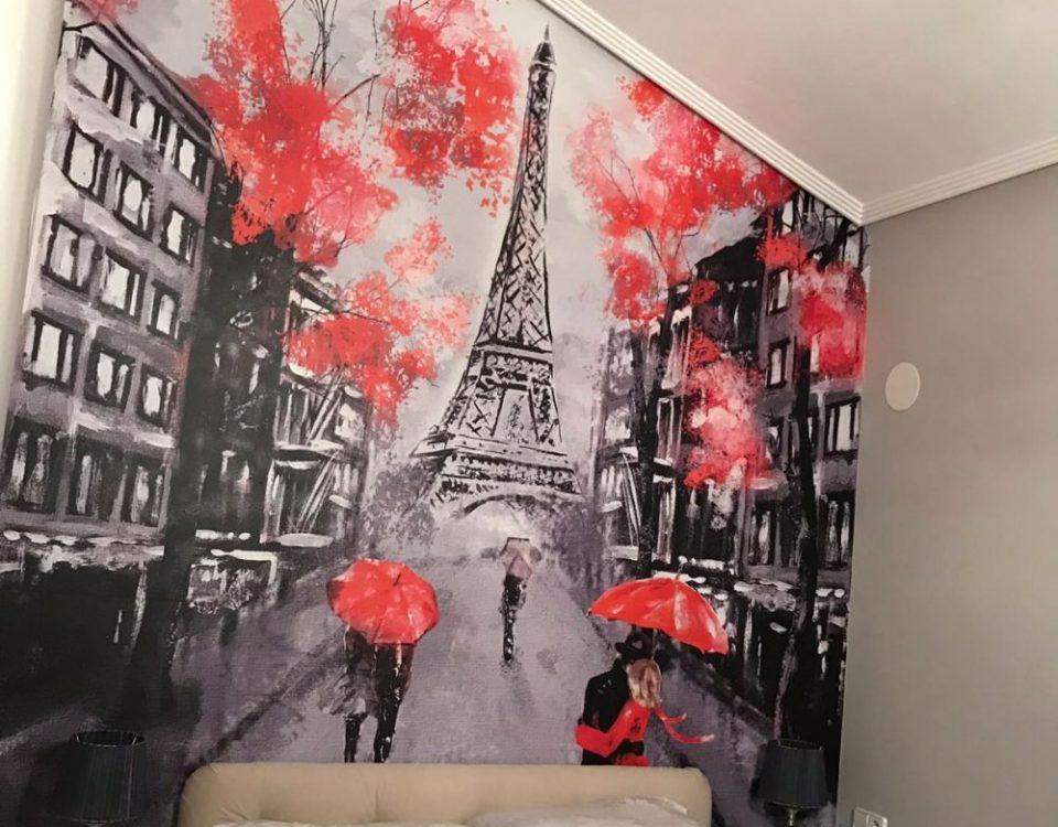 Vinilo decorativo para habitación dormitorio Rótulos Art Design