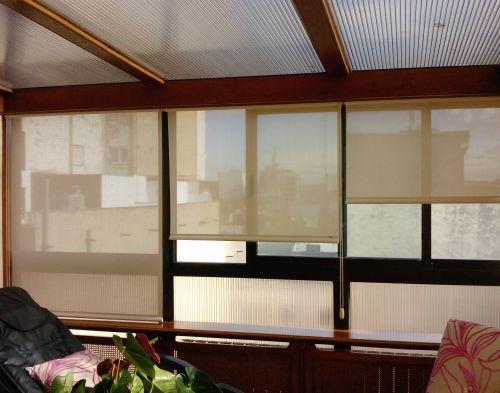estores de cadena para ventanas de salón rótulos luminosos Art Design