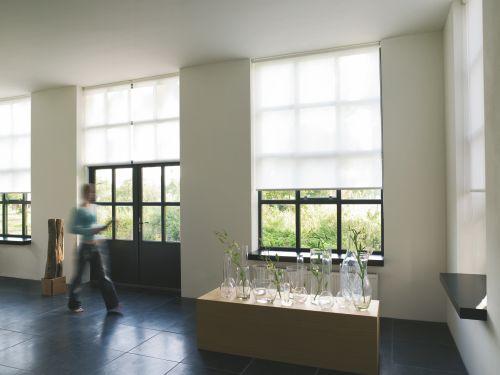 estores enrollables salon habitacion Murcia - Rótulos Luminosos Art Design