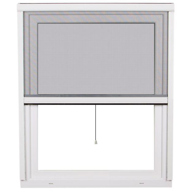 mosquitera enrollable para ventana rótulos luminosos Art Design