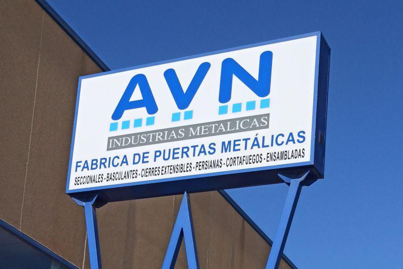 totem publicitario Rótulos Luminosos Art Design Murcia