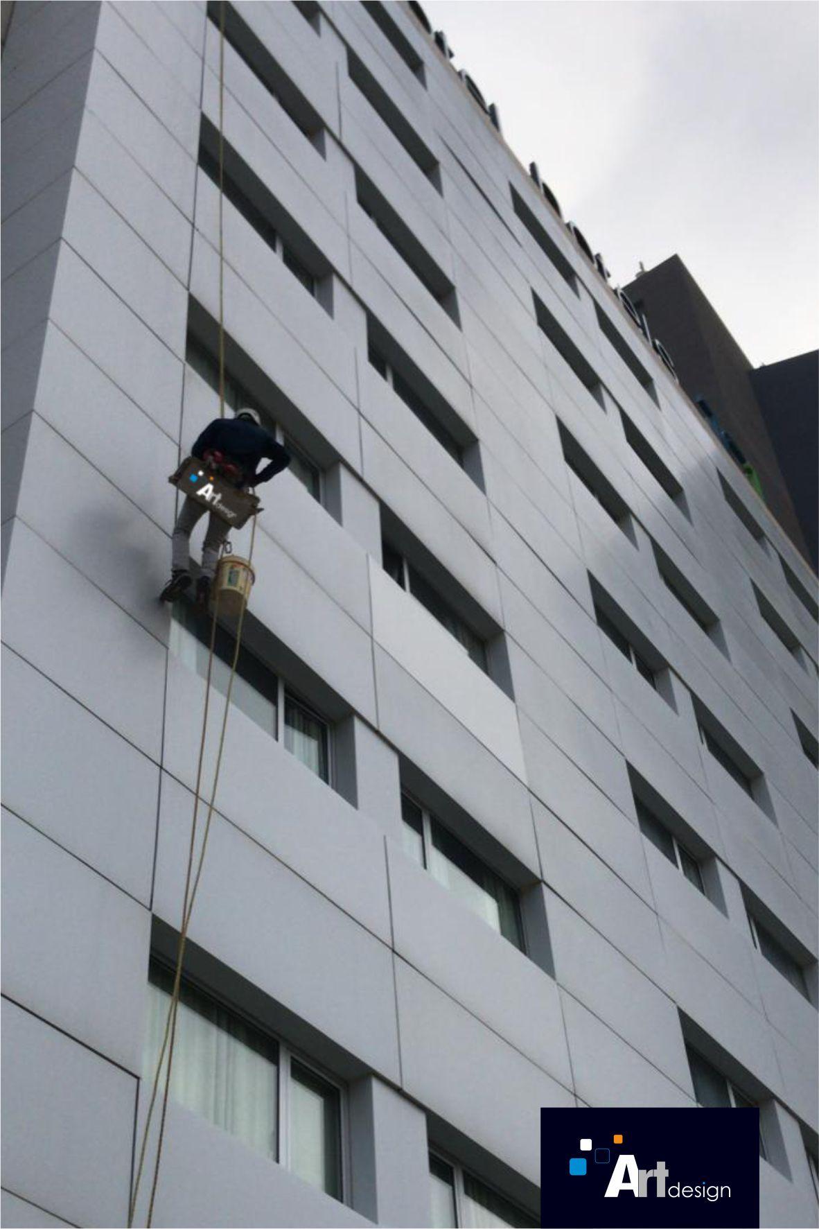 Trabajos verticales en Murcia